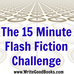 You can write a short story in a week in as little as fifteen minutes a day.
