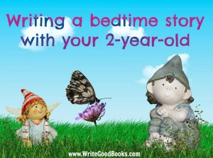 Here's a look at how I used to create a fantasy world and bedtime stories with my 2-year-old.