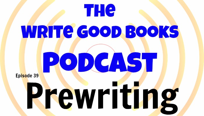 In this episode of The Write Good Books Podcast, Jason goes solo and shares some of what he has learned so far while prewriting his current work-in-progress fantasy trilogy.