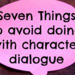 Seven Dialogue Don'ts
