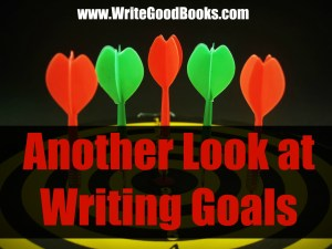 If you want to make it as a writer, you need to set goals. But what if the goals you set are too unrealistic?