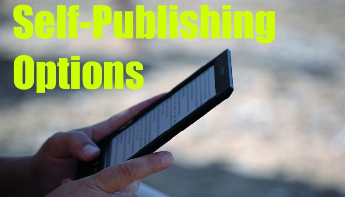 Reader Email: Self Publishing Options