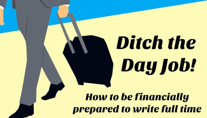 How to be financially prepared to write full time