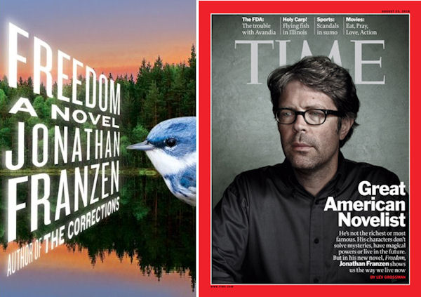 Jonathan Franzen's Rules For Writing – Write In Color