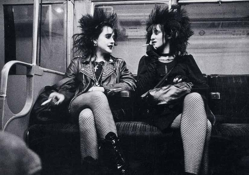 80s Female Rockers Outfits
