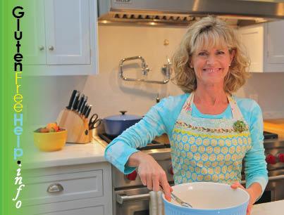 Tina Turbin Gluten Free Cooking