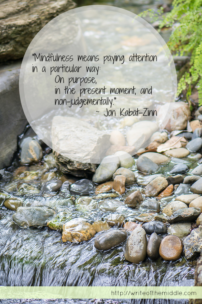 quote, mindfulness