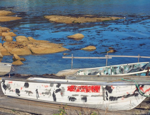 boats, bicheno, tasmania