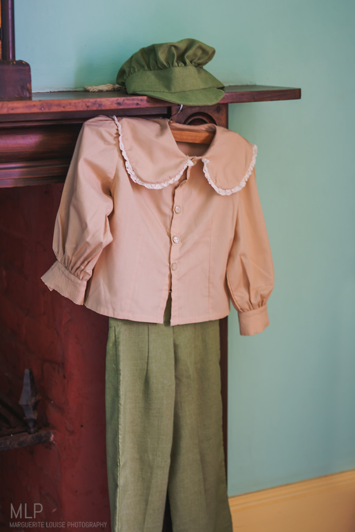 nursery, children's clothes, outfit, clothing, childs clothing, stanley, highfield house, tasmania