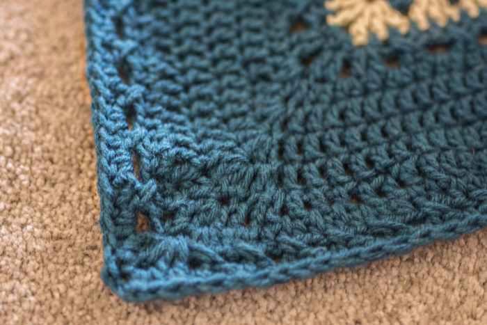 crochet, border, edging