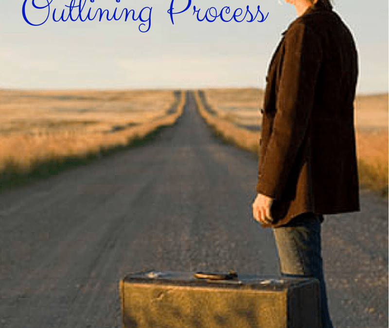 WriterAlina's Outlining Process