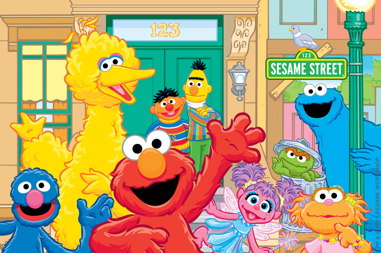 Storytelling With Sesame Street