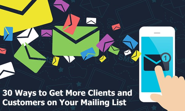 Email Marketing for more Clients and Customers