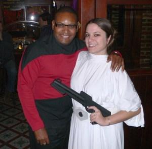 Star Trek and Star Wars unite?