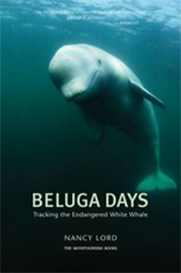 Image result for book cover beluga days nancy lord