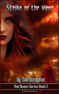 Red Queen Series, Book 2: Strike of the Viper
