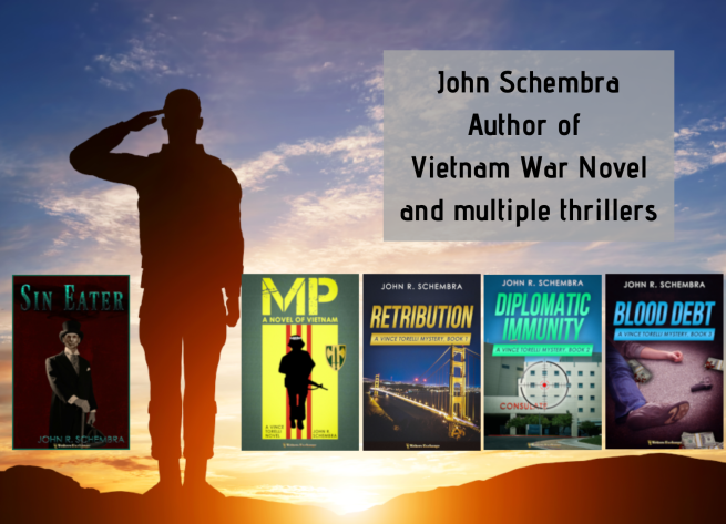 John Schembra Featured Author