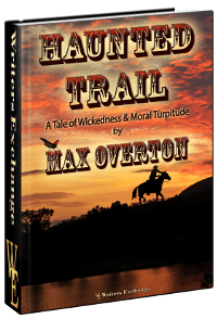 Haunted Trail 3d cover