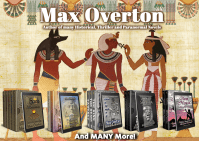 Max Overton, featured author