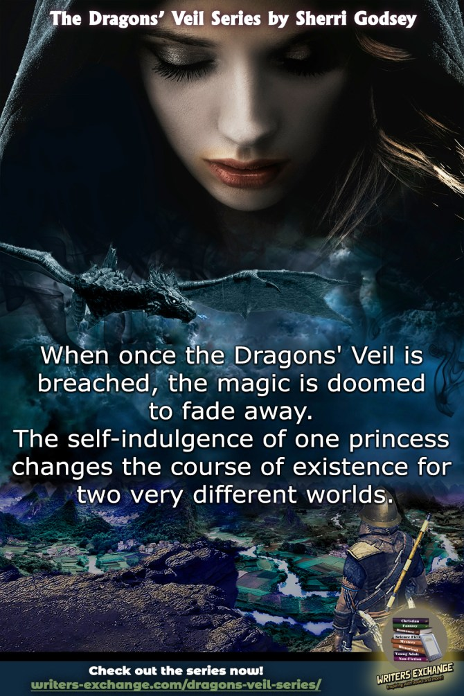 Dragons' Veil Series Blurb