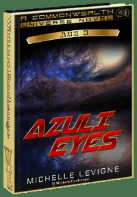 Azuli Eyes 3d cover