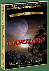 Chorillan 3d cover