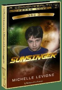 Sunsinger 3d cover