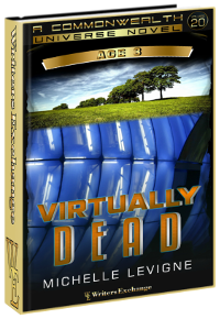 Virtually Dead 3d cover