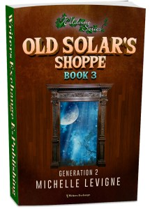 Wildvine Series, Generation 2: Book 3: Old Solar's Shoppe 3d cover