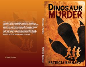 Dinosaur Murder Print cover