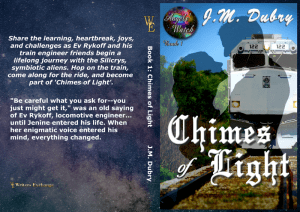 Chimes of Light Print cover