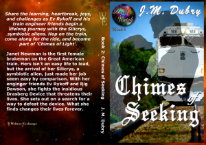 Chimes of Seeking Print cover