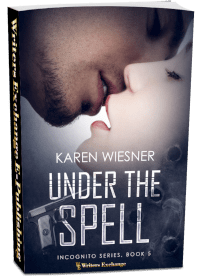 Incognito Series, Book 5: Under the Spell 3d cover