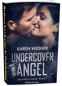 Incognito Series, Book 7: Undercover Angel 3d cover