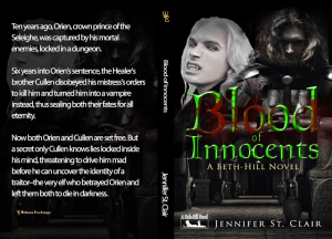 Blood of Innocents Print cover