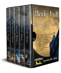 A Beth-Hill Novel: Jacob Lane Series Boxed Set