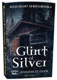 A Beth-Hill Novel: Wild Hunt Series, Book 4: A Glint of Silver 3d cover
