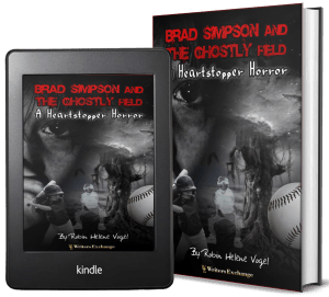 A Heart Stopper Horror: Brad Simpson and the Ghostly Field 2 covers
