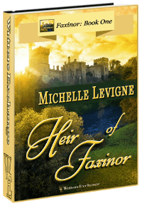 Heir of Faxinor 3d cover