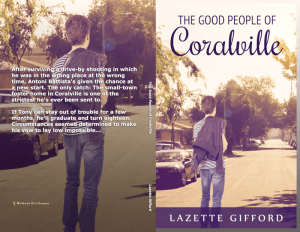 The Good People of Coralville Print cover