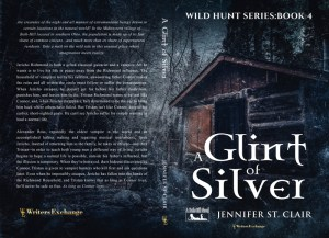 A Glint of Silver Print Cover