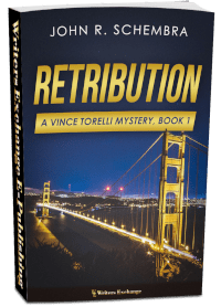 A Vince Torelli Mystery, Book 1: Retribution 3d cover