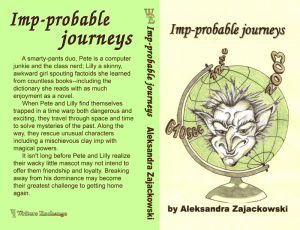 Imp-Probable Journeys Print cover