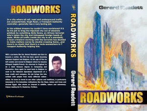Roadworks Print cover