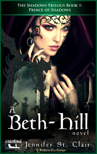 A Beth-Hill Novel: The Shadows Trilogy, Book 1: Prince of Shadows 200