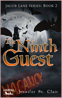 A Beth-Hill Novel: Jacob Lane Series Book 2: The Ninth Guest 200