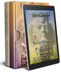 Fall of the House of Ramesses Boxed set