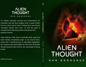 Alien Thought Print cover