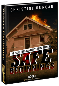 Safe Beginnings 3d cover