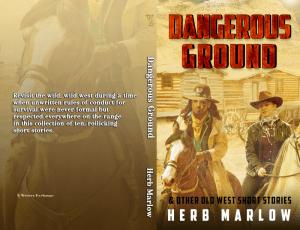 Dangerous Ground Print cover